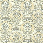 5003654 Siena Damask Porcelain by FSchumacher