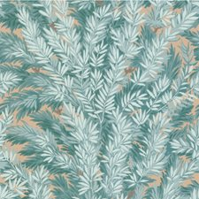 100/1001.CS Florencecourt Teal by Cole & Son