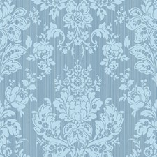 Blue Print Wallcovering by Cole & Son